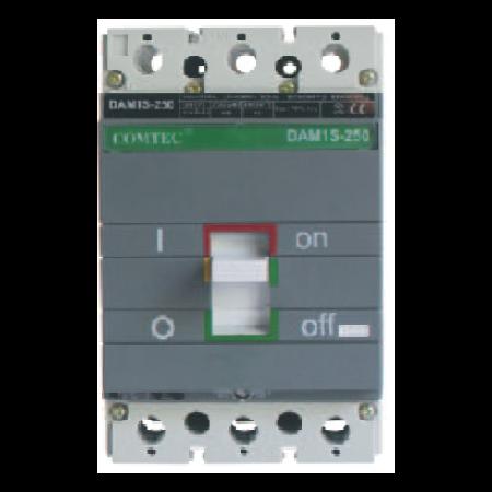 Intrerupator automat industrial tripolar,  3P, N125/ 32A   35kA Comtec
