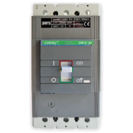 Intrerupator automat industrial tripolar, 3P, S400/ 280-400A, 50kA Comtec