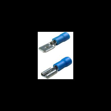 Papuc auto tata albastru 1.5-2.5mmp Elmark