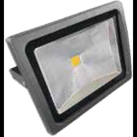 LED Proiector 50W V-TAC Clasic, PREMIUM Reflector, grafit corp alb cald VT-4750 V-tac