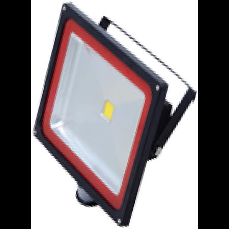 LED Proiector 30W V-TAC Senzor PREMIUM, alb cald, VT-4030PIR V-tac