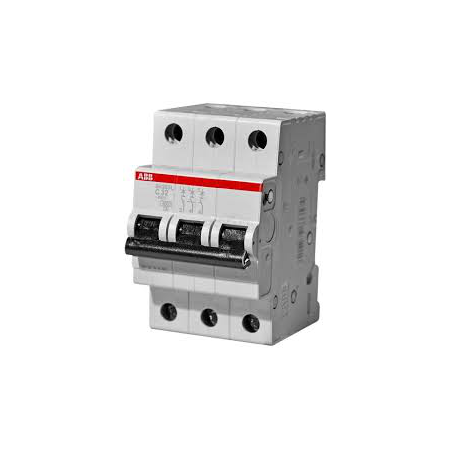 Siguranta automata tripolara 20A 4.5ka SH203L-C 20 ABB ABB (Europe)