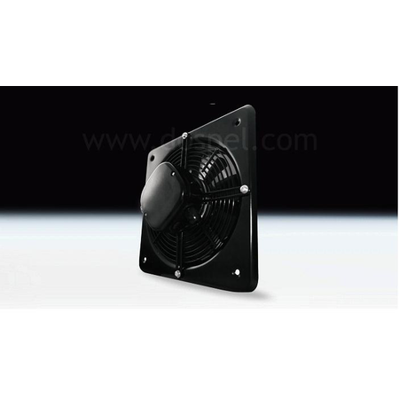 Ventilator de perete 710mm 15500mc/h 380V Cavi