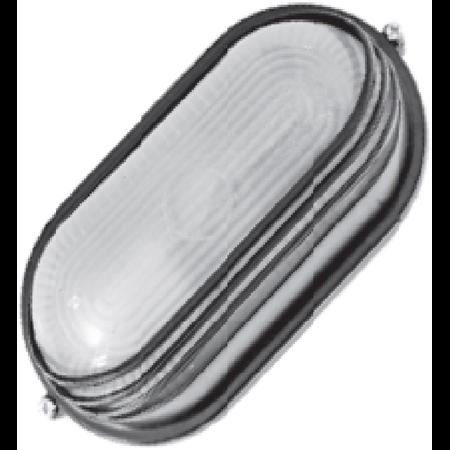 Lampa exterior cu grila 1x max100W, E27/IP54/ Alb, TG-3201.06 Total Green