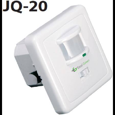 SENZOR PREZENTA  alb, JQ-20 Total Green