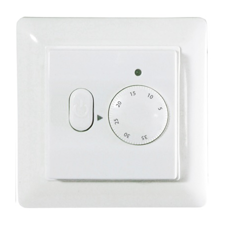 MTH 816, termostat cu montare aparent  ON/OFF 16A/230V Magnum
