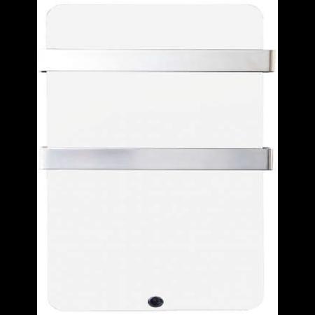 Panou radiant MAGNUM Glassheat Bathroompanel 400W 48x84x14cm alb, termostat inclus Magnum