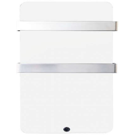 Panou radiant MAGNUM Glassheat Bathroompanel 600W 48x109x14cm alb, termostat inclus Magnum