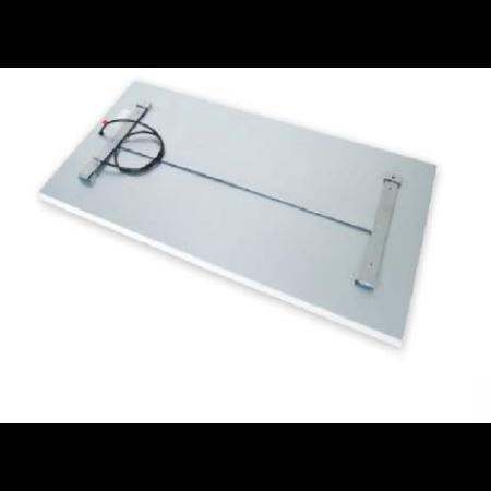 Panou radiant pentru tavan MAGNUM Sol Tip 500: 119 x 59 x 4 cm 500 W Magnum