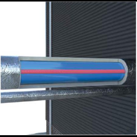Cablu autoreglabil conducta MAGNUM Trace Micro <65°C, MTM 17 W / m @ 10 ° C Magnum