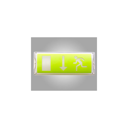 Corp de iluminat de siguranta cu LED-uri, 356 x 136 x 84 mm, 4W, ELECTROMAGNETICA Electromagnetica