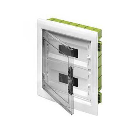 Tablou electric incastrat in gips carton 24 module  Gewiss