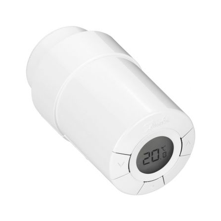 Termostat wireless Z-wave calorifer  Danfoss