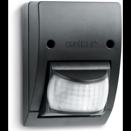 Senzor de miscare,detectie cu infrarosu,montare exterior,160 grade,negru Steinel