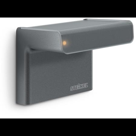 Senzor de prezenta profesional,detectie inteligenta inalta frecventa,160 grade,raza max.7m,IP54,exterior,antracit Steinel