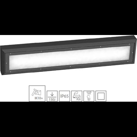 Corp iluminat antivandalism LED 20,5W Atm Lighting