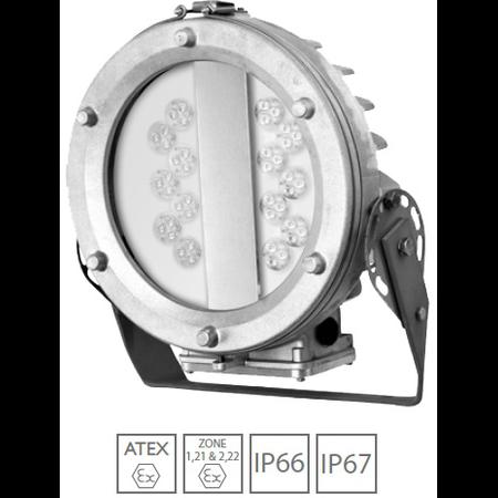 Atm Lighting Corp iluminat LED d9000 antiexplozie 42x2W