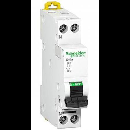 Idpn - intreruptor - idpn - 1P + N - 16A - curba C Schneider