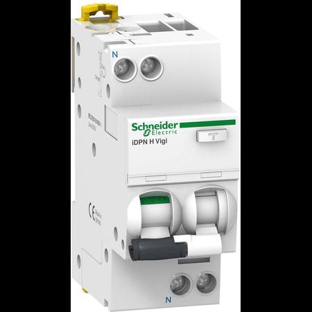 Intrerupator automat diferential 1P+N,30mA,6A/C,10KA,iDPN H Schneider