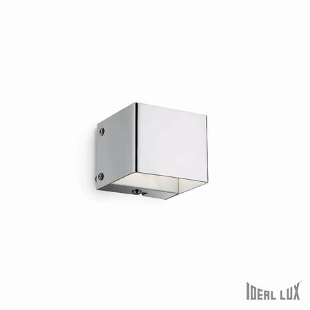 Aplica Flash, 1 bec, dulie G9, L:70 mm, H:60 mm, Crom Ideal Lux