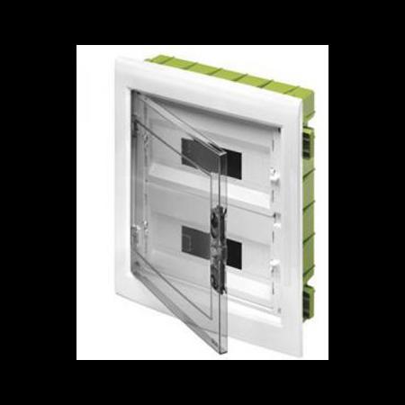 Tablou electric incastrat in gips carton 54 module  Gewiss
