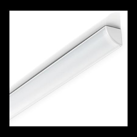 Profil LED unghiular aluminiu Ideal Lux