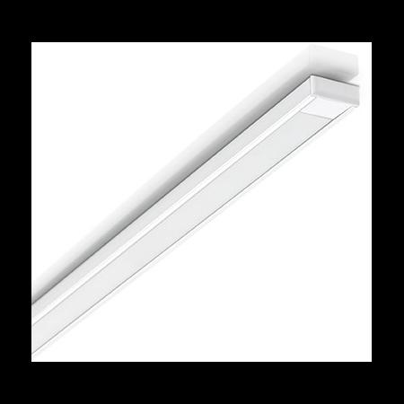 Profil LED dreptunghiular aluminiu Ideal Lux