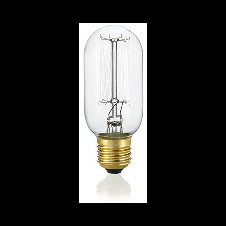 Bec incandescent decorativ Bomb, 25 W, E27, 60Lm Ideal Lux