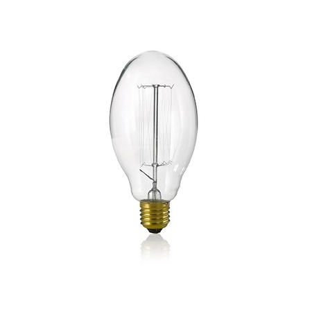 Bec incandescent decorativ Ovale, 40W, E27, 130Lm Ideal Lux
