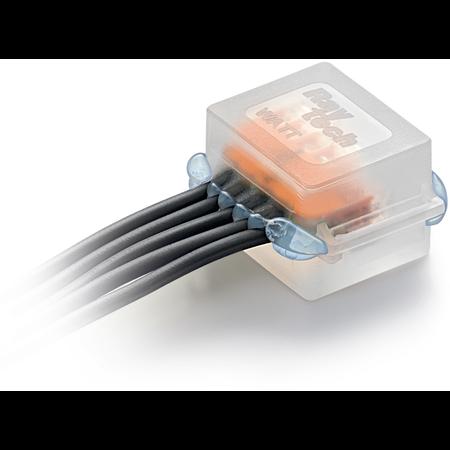 Cutie conexiuni electrice submersibile IPX8 38x38x26mm Raytech