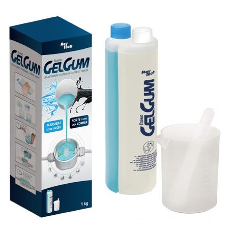 Gel gum pentru etansare conexiuni submersibile in piscina sau apa de mare Raytech