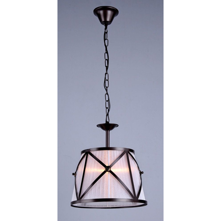 Lampa suspendata  House Country,1 x E27, 230V, D.32cm,H.34 cm,Maro inchis Maytoni