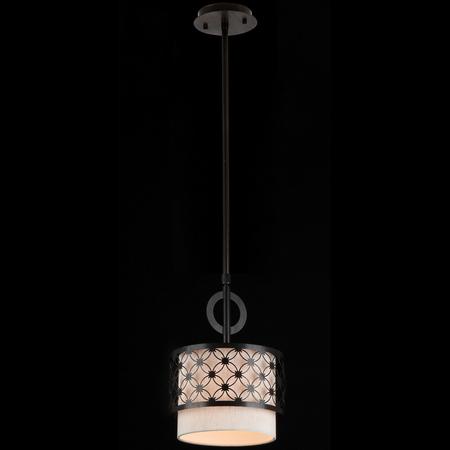 Lampa suspendata  House Venera,1 x E27, 230V, D.22cm,H.29 cm,Maro inchis Maytoni
