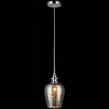 Lampa suspendata Fusion Blues,1 x E14,D.140,cm,H.1000 cm,Nichel fumuriu Maytoni