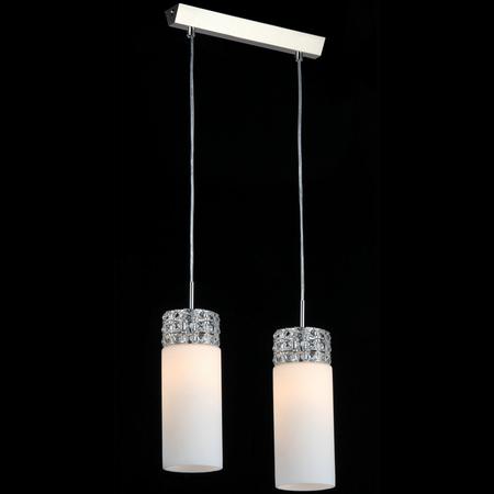 Lampa suspendata Fusion Collana,2 x E14,D.320,cm,H.1000 cm,Nichel  Maytoni