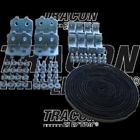 Set pentru asocierea dulapurilor de distribuţie modulare Tracon