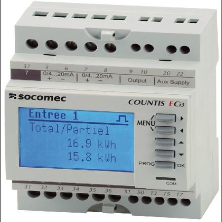 Contor Energy metering COUNTIS ECi2 Socomec