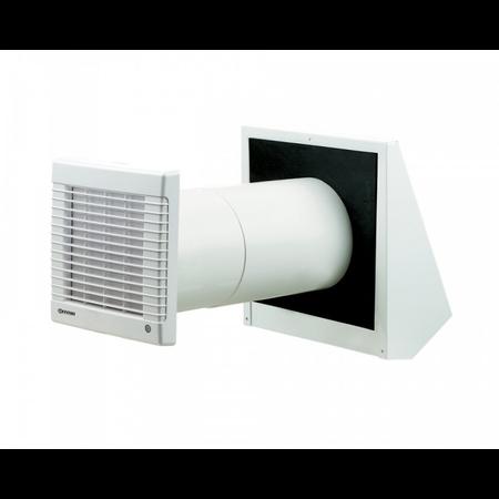 Eco ventilator cu schimbator de caldura R-50 Vents