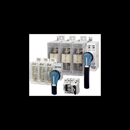 Inversor manual de surse,SIRCOVER 4X160A,operare frontala Socomec