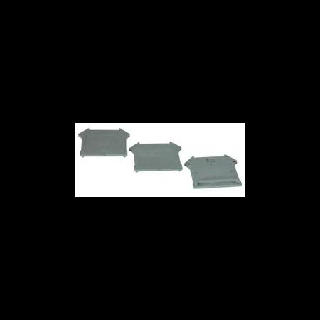Capac clema sir 35mmp Gri (verde)  Comtec