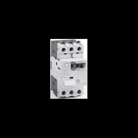 intrerupator cu protectie termica si magnetica, capacitate standard de rupere 4.0 - 6.3A General Electric