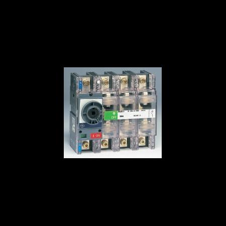 Separator de sarcina pentru montare pe panou fara maner, 3P+NF, transparent, 250A General Electric