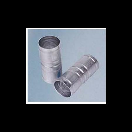 Mufa de conectare teava aluminiu,diametru 40 mm Fintech
