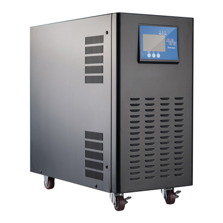 Invertor monofazat hybrid 5000W montaj off grid si cu posibilitate aliementare din retea Victron Energy