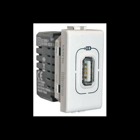 Alimentator USB 5Vdc 1100Ma 1 modul  Bticino