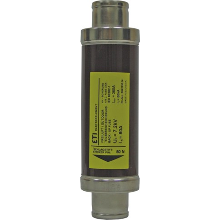 Siguranta fuzibila medie tensiune 24kv 32A  Eti