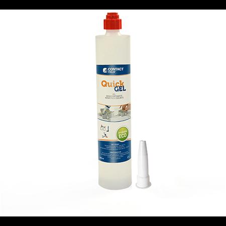 Tub gel electroziolant pentru etansare conexiuni electrice IP68 300 ml reutilizabil Contact Italia