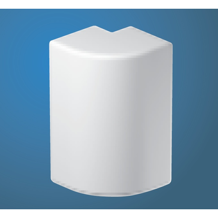 Unghi exterior fix pentru  profil DLP-S 80x50  Legrand