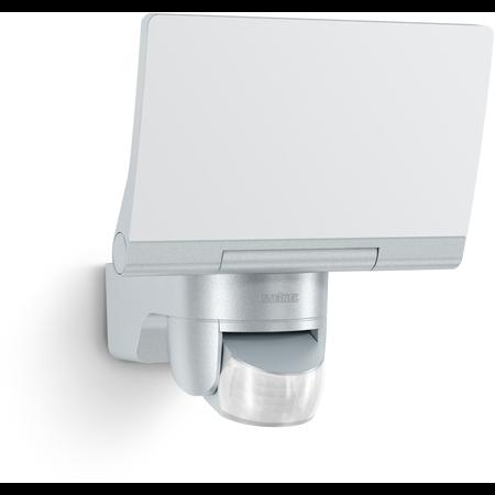 Proiector cu senzor de miscare pentru exterior Z-wave IP54 Led 14.8W argintiu XLED Steinel