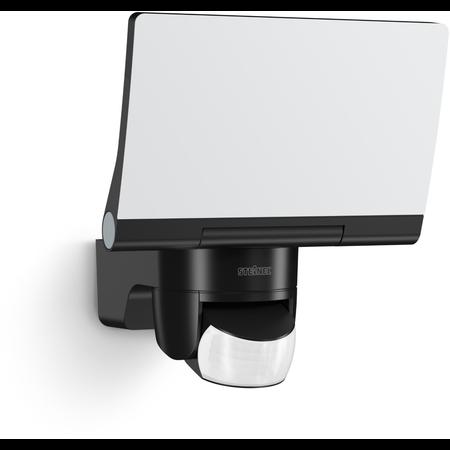 Proiector cu senzor de miscare pentru exterior Z-wave IP54 Led 14.8W negru XLED Steinel